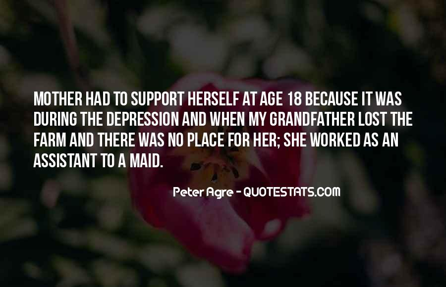 Quotes About Mother Support #800723