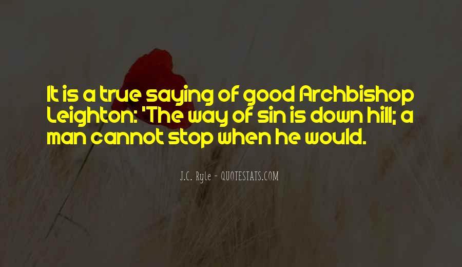 Archbishop Quotes #1304841