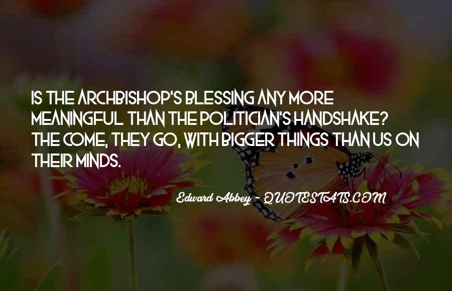 Archbishop Quotes #1334660