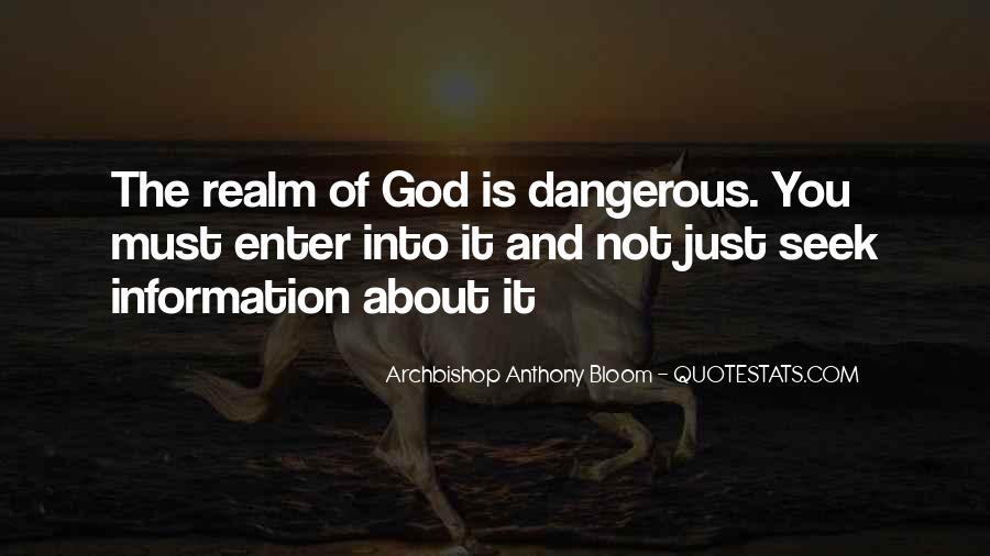 Archbishop Quotes #1469224