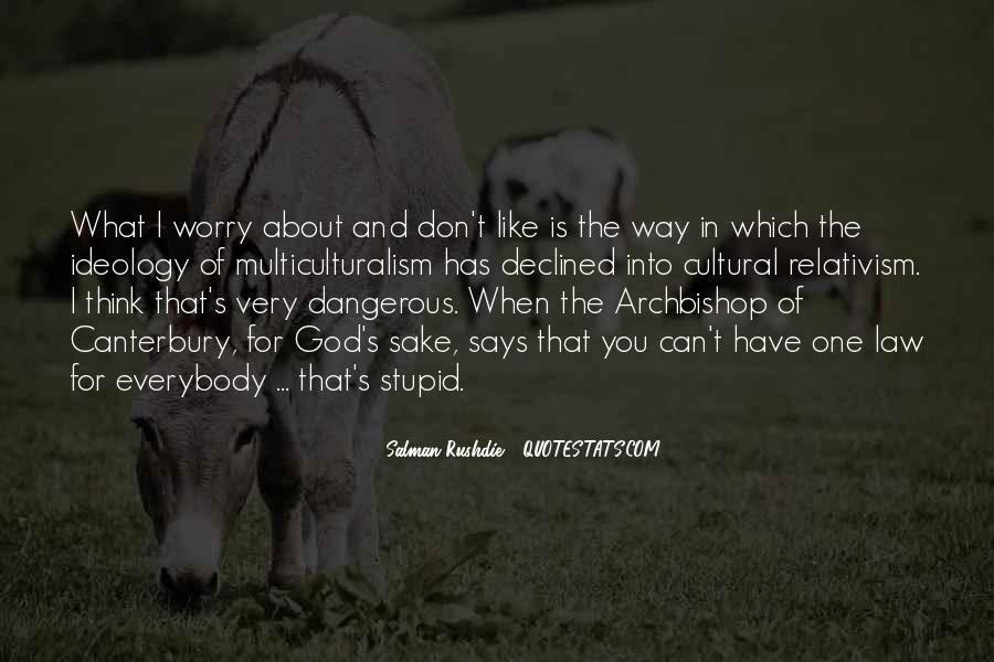 Archbishop Quotes #1594664