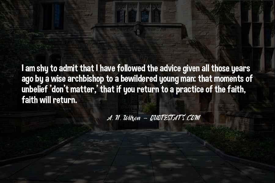 Archbishop Quotes #1661372