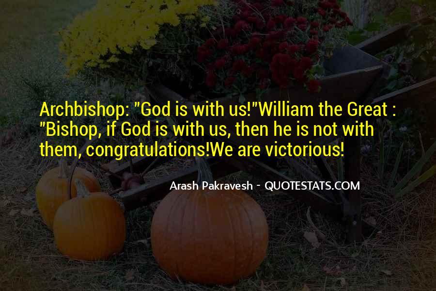 Archbishop Quotes #1668865