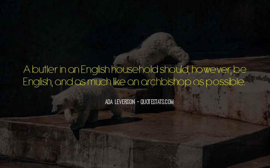 Archbishop Quotes #1811355