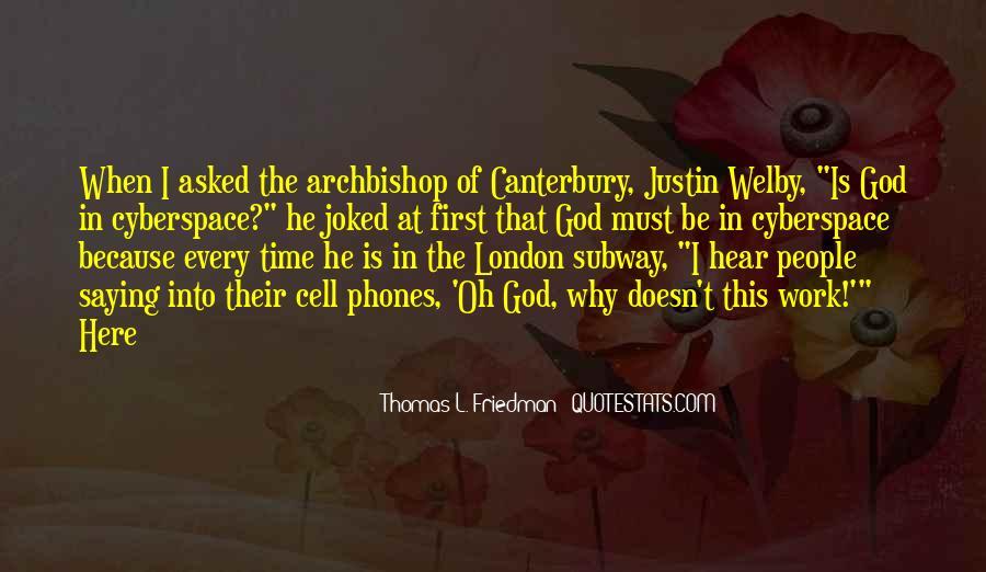 Archbishop Quotes #509267