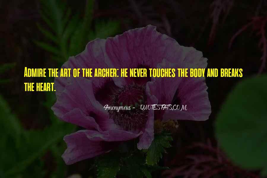 Archer's Best Quotes #102019