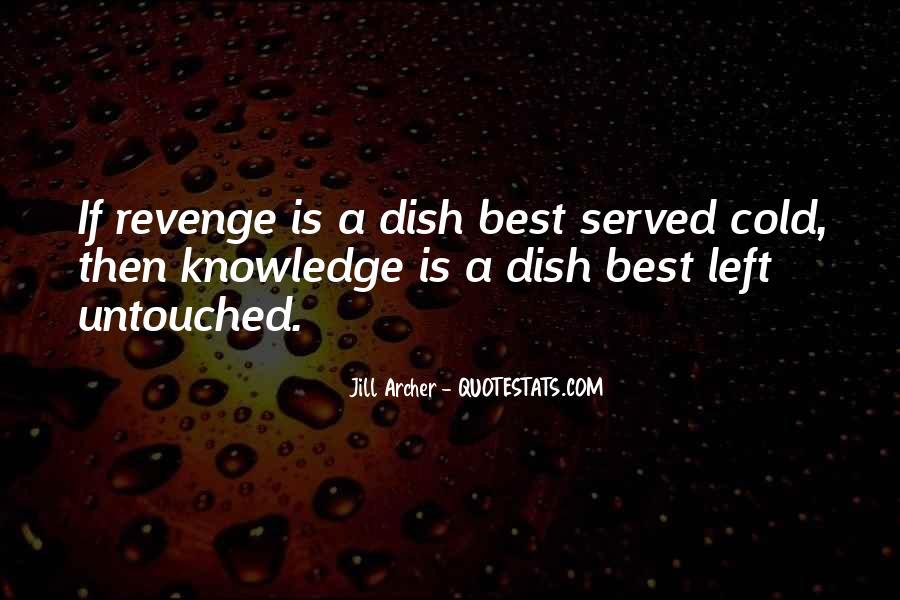Archer's Best Quotes #1116150