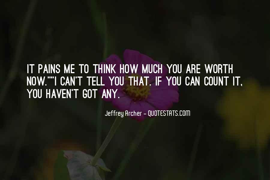 Archer's Best Quotes #114964