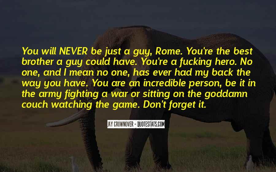 Archer's Best Quotes #1246589