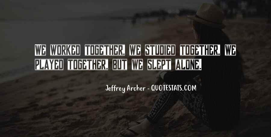 Archer's Best Quotes #132172