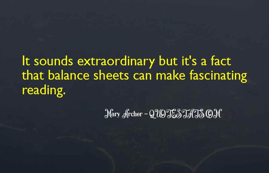 Archer's Best Quotes #139807