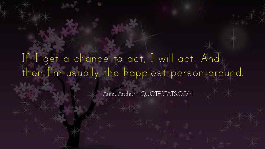 Archer's Best Quotes #19427