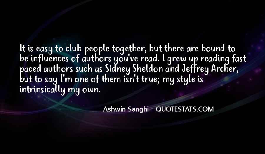 Archer's Best Quotes #20320