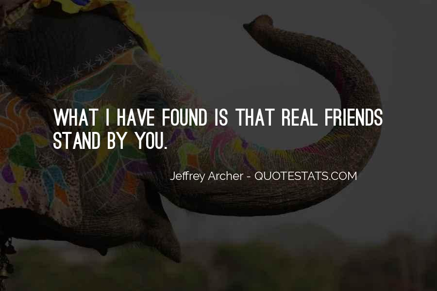Archer's Best Quotes #45248