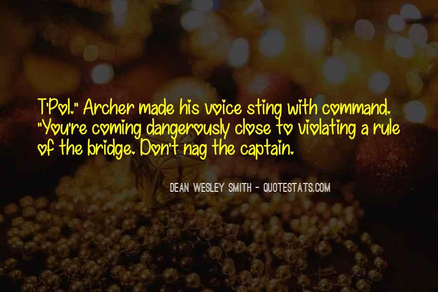 Archer's Best Quotes #53191