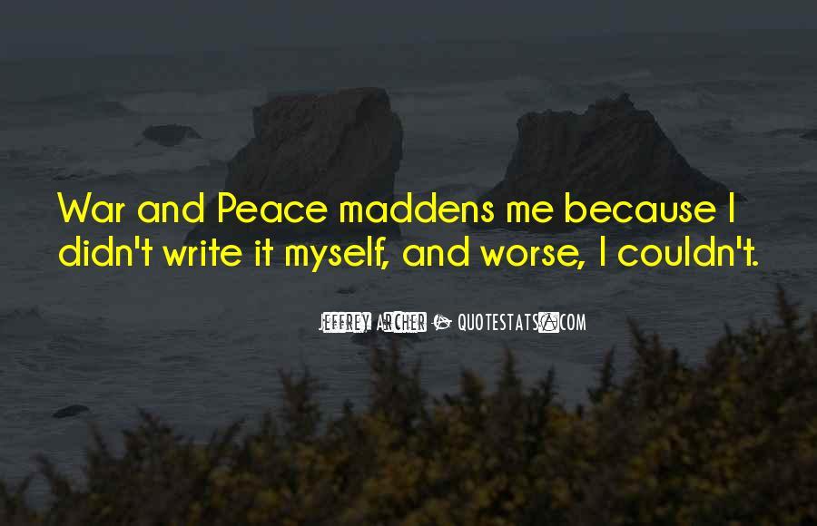 Archer's Best Quotes #68127