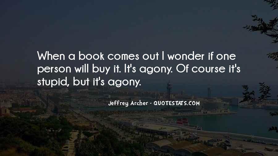 Archer's Best Quotes #80882