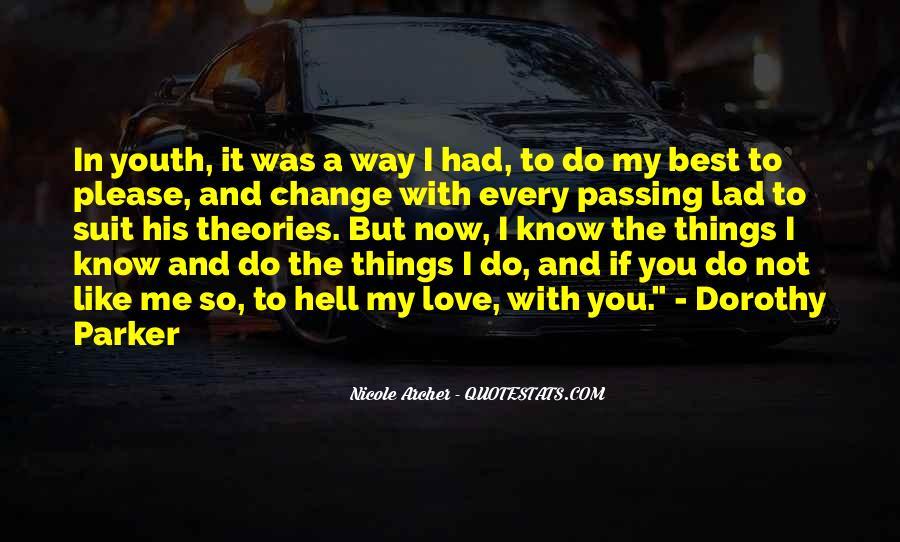 Archer's Best Quotes #915431