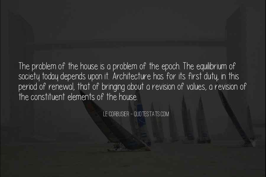 Architecture Depends Quotes #1605150
