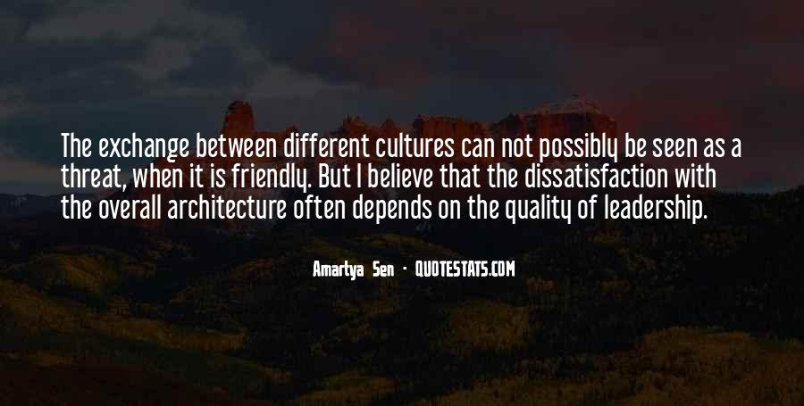 Architecture Depends Quotes #331730