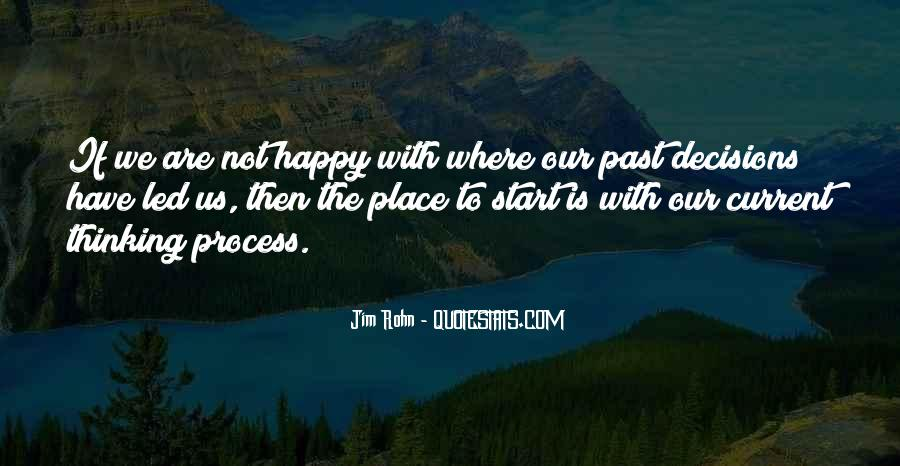 Are We Happy Quotes #106239