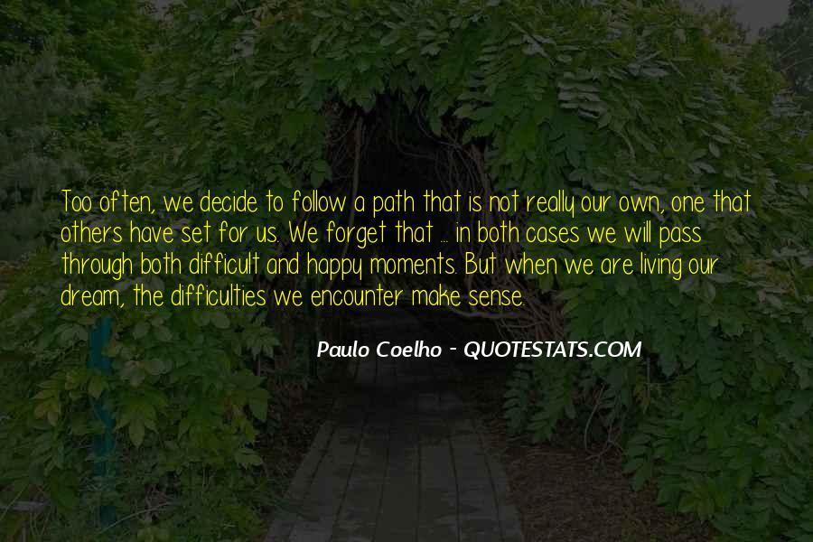 Are We Happy Quotes #146000