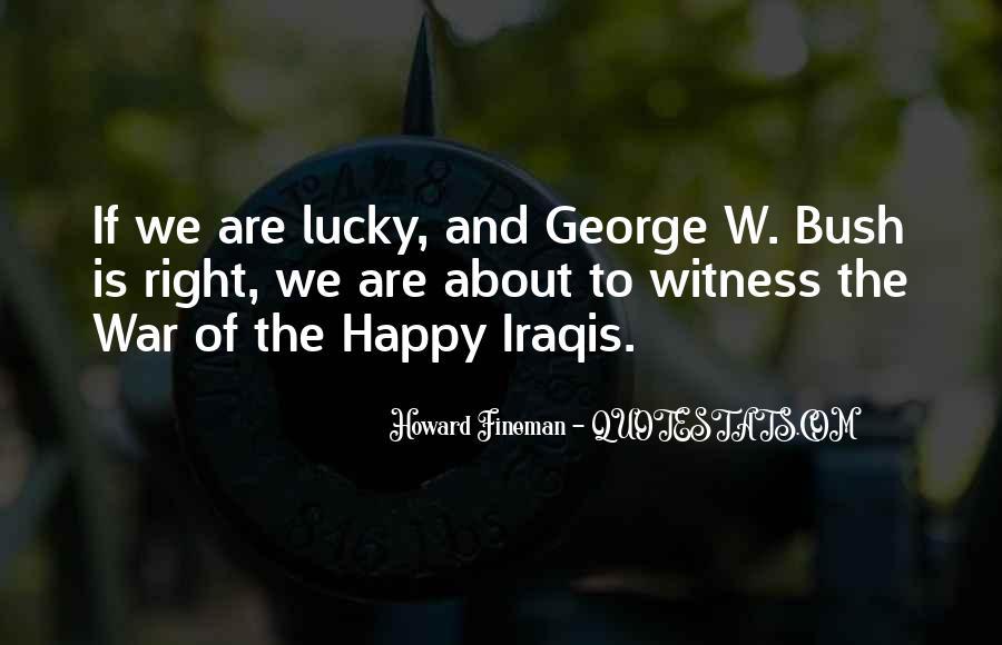 Are We Happy Quotes #216443