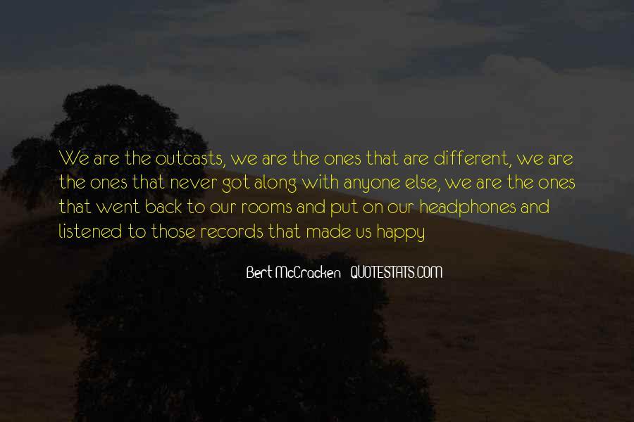 Are We Happy Quotes #239644
