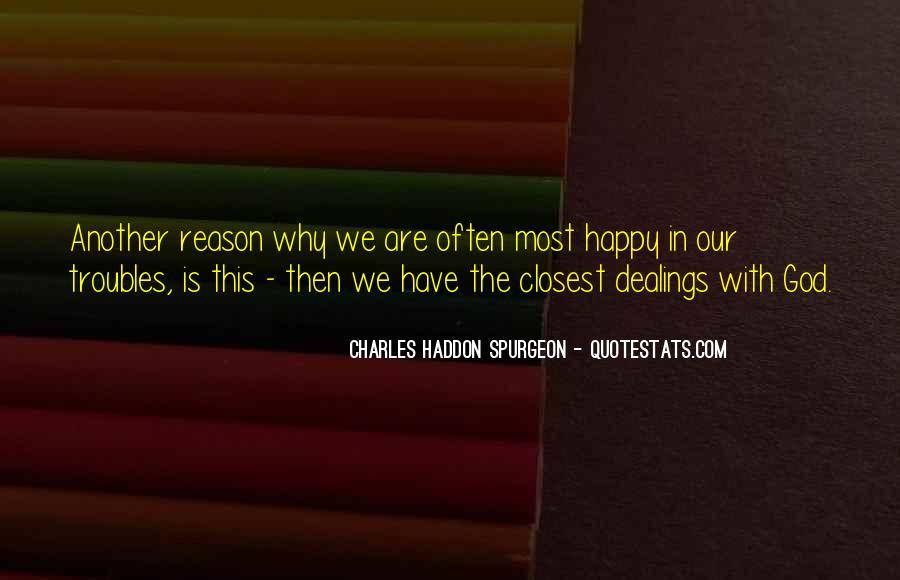 Are We Happy Quotes #251320