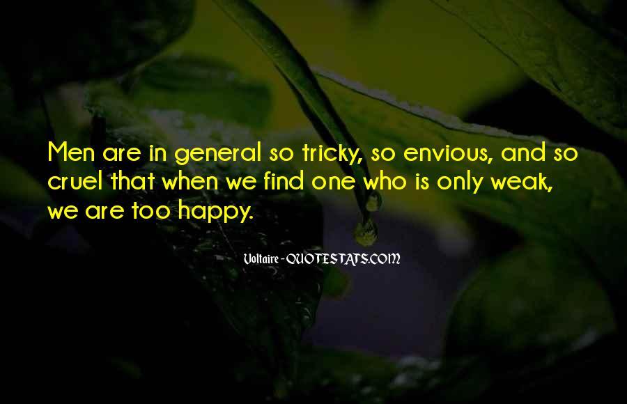 Are We Happy Quotes #262084