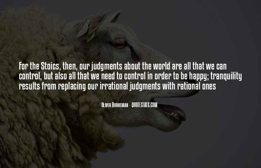 Are We Happy Quotes #264009