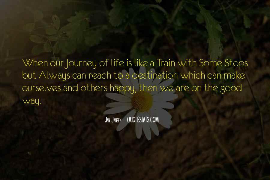 Are We Happy Quotes #272920