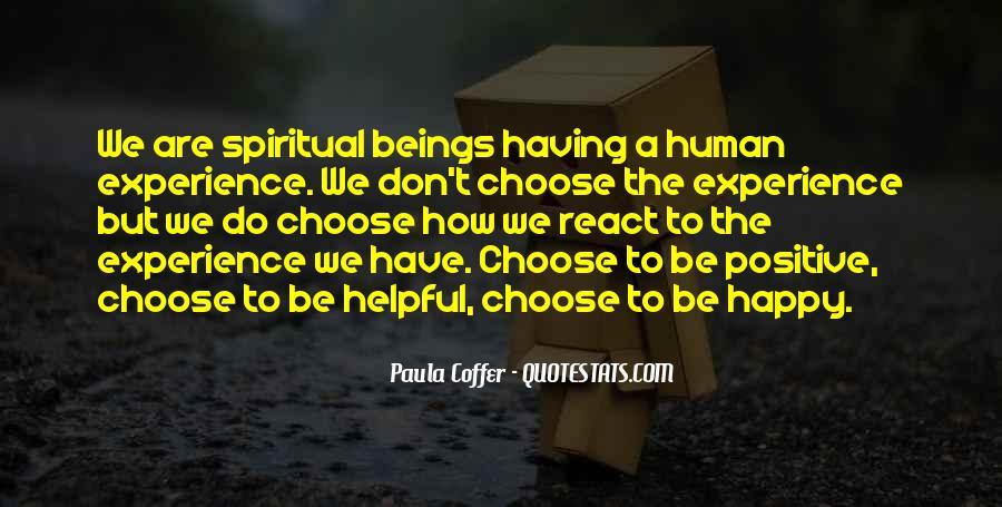 Are We Happy Quotes #277866