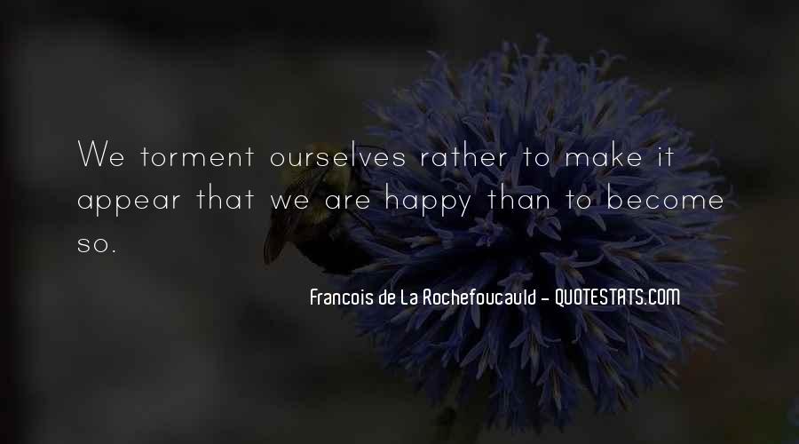 Are We Happy Quotes #29999