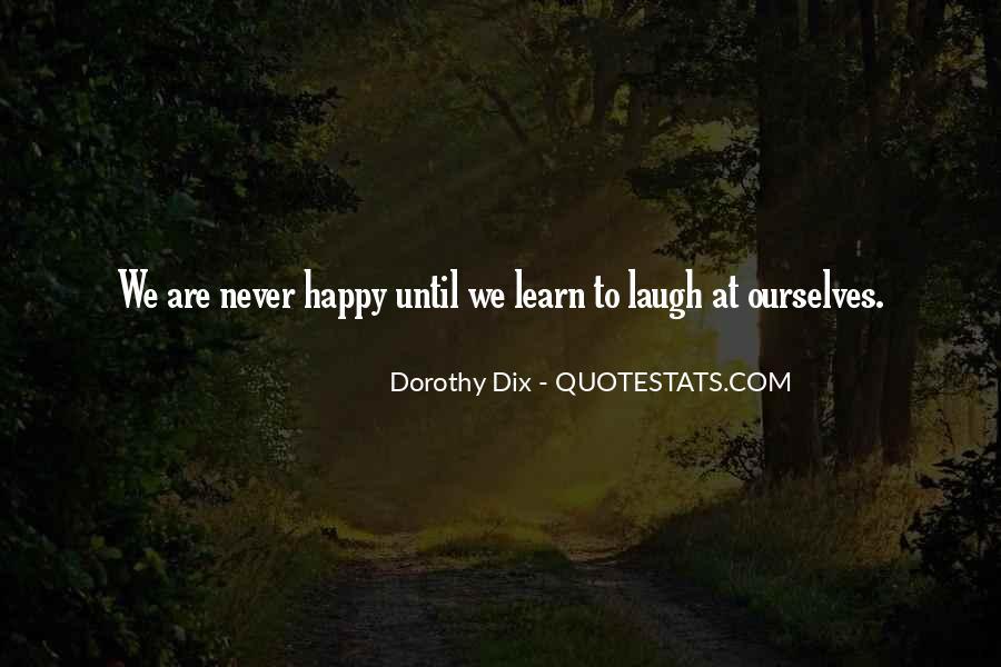 Are We Happy Quotes #30923