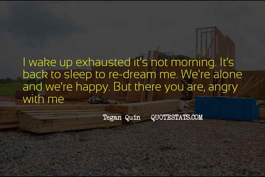 Are We Happy Quotes #328476