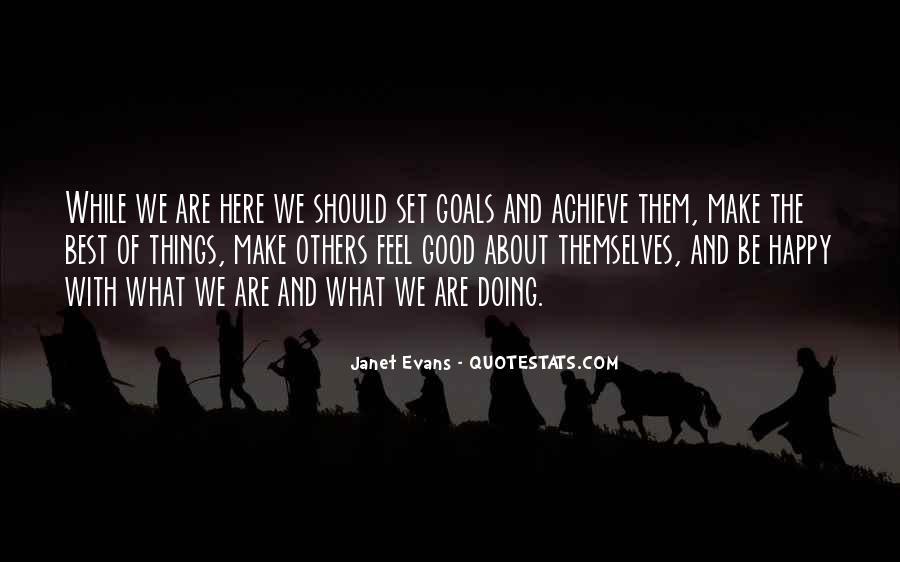 Are We Happy Quotes #38677