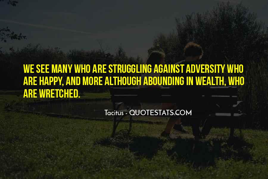 Are We Happy Quotes #40702