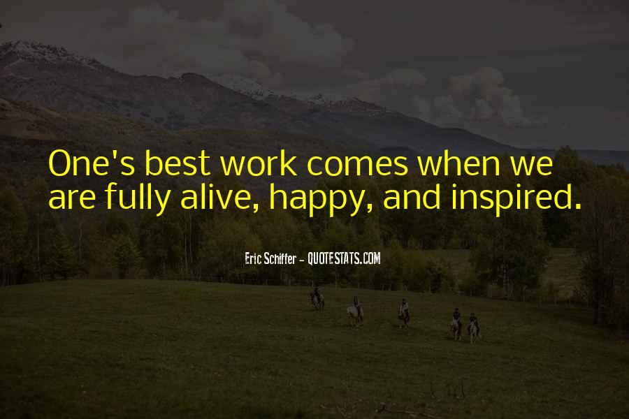 Are We Happy Quotes #48998