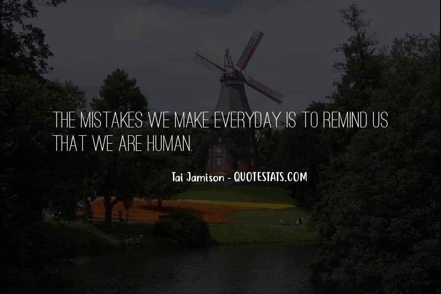 Are We Human Quotes #1252