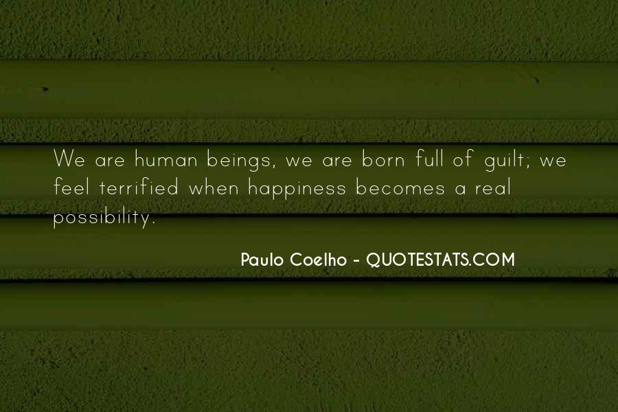 Are We Human Quotes #14776