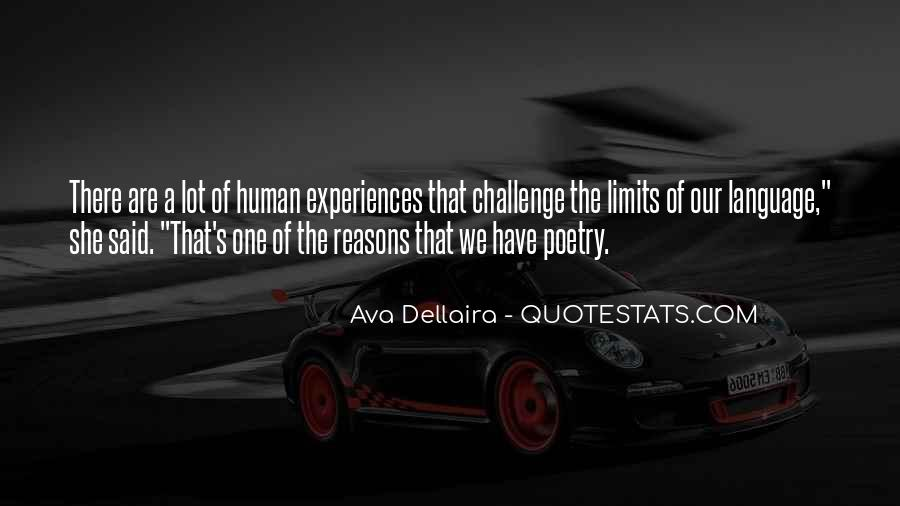 Are We Human Quotes #17456