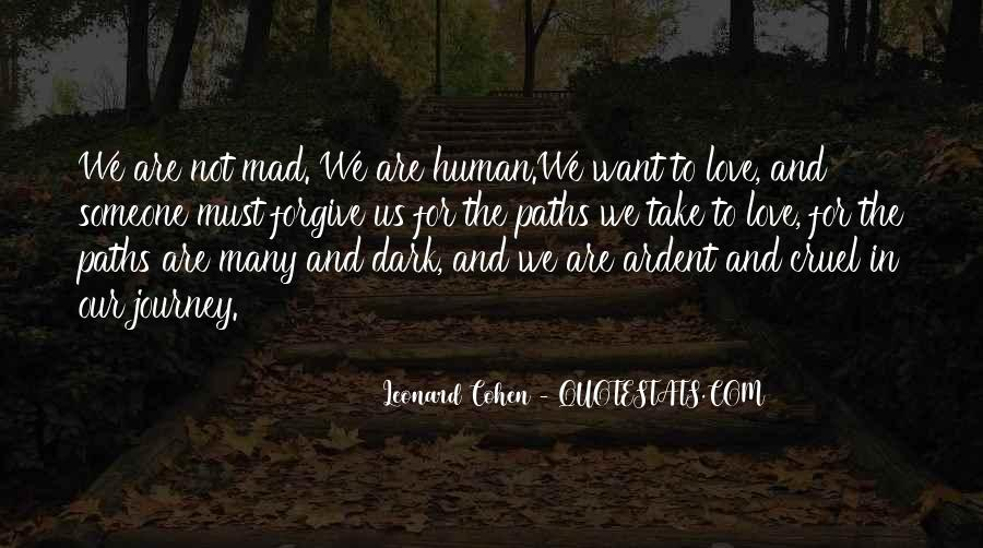 Are We Human Quotes #27428