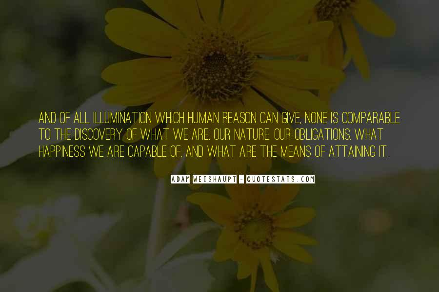 Are We Human Quotes #51021