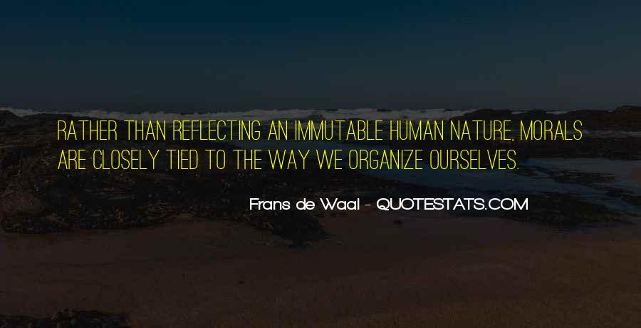 Are We Human Quotes #53857