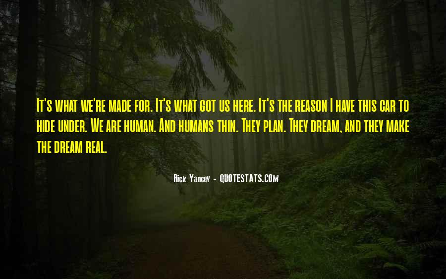 Are We Human Quotes #66015