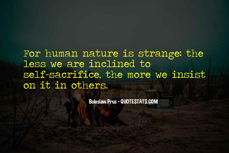 Are We Human Quotes #76997