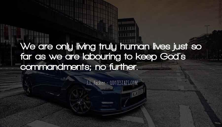 Are We Human Quotes #84970