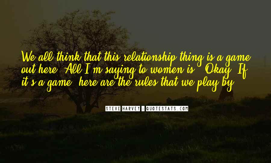 Are We Okay Relationship Quotes #523114