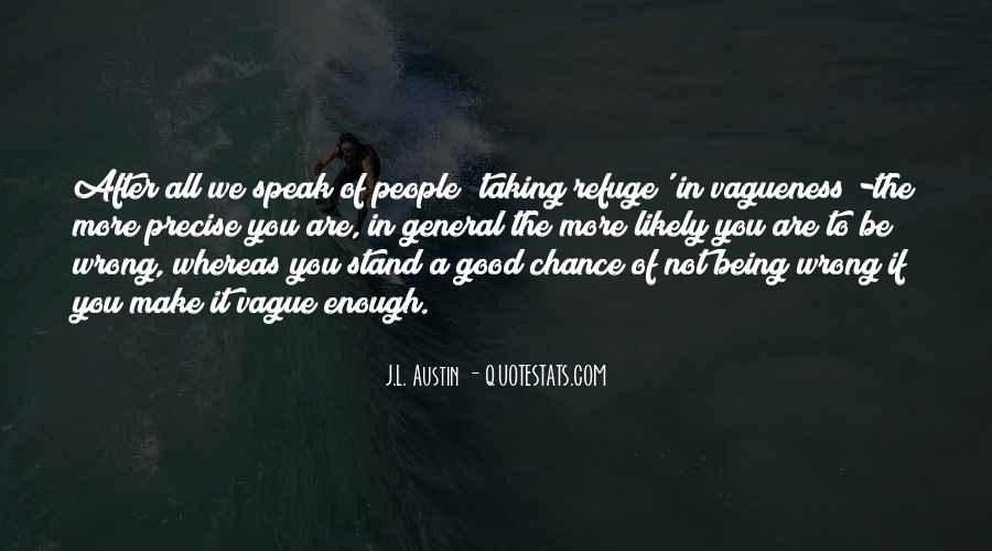 Are You Good Enough Quotes #1137608